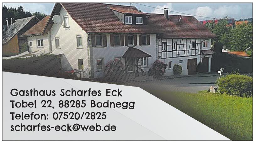 Gasthaus Scharfes Eck