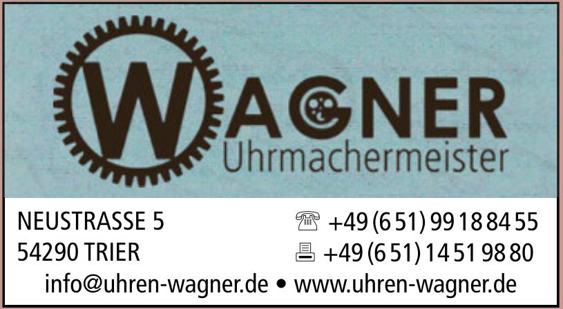 Wagner Uhrmachermeister