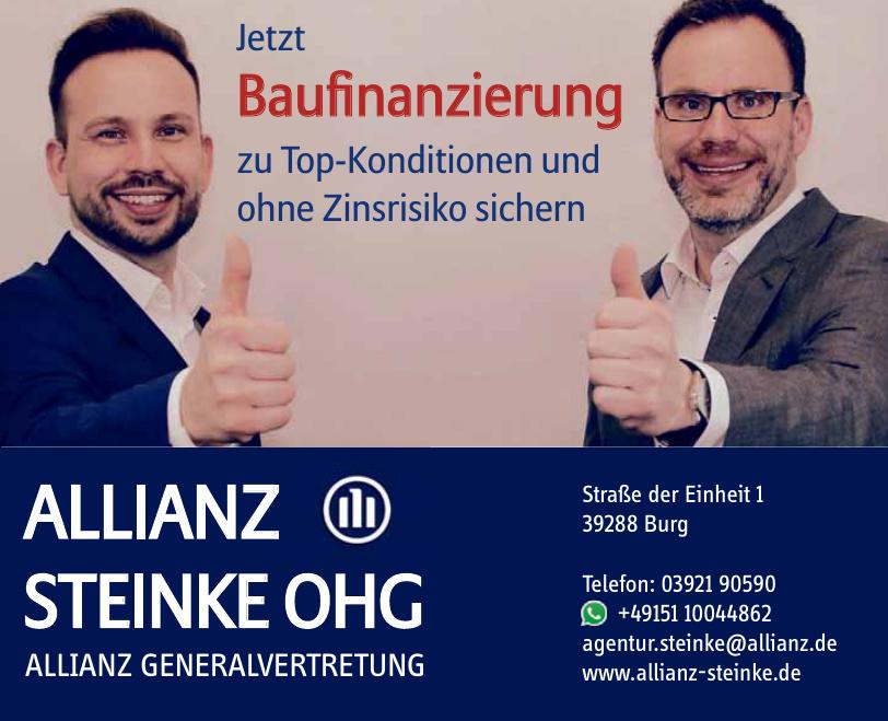 Allianz Steinke OHG