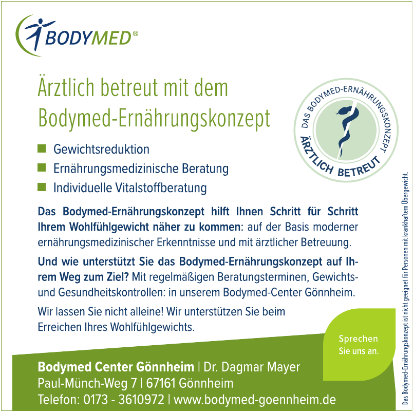 Bodymed Center Gönnheim