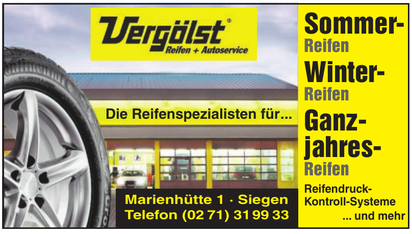 Vergölst Reifen+Autoservice