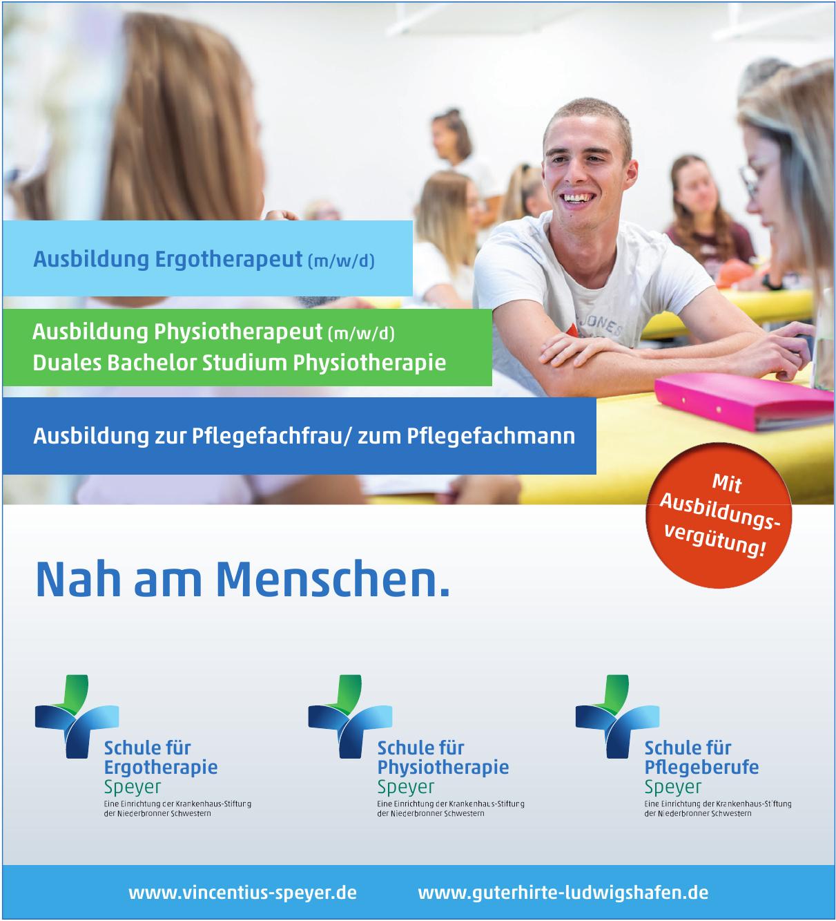 Schule für Ergotherapie