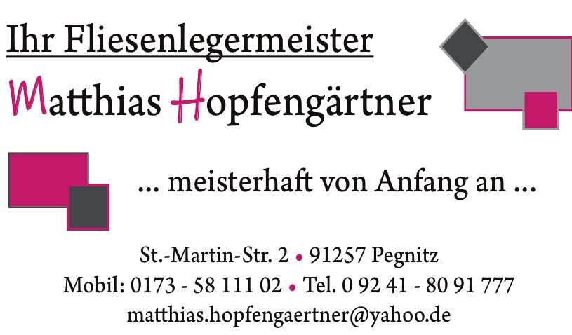 Matthias Hopfengärtner