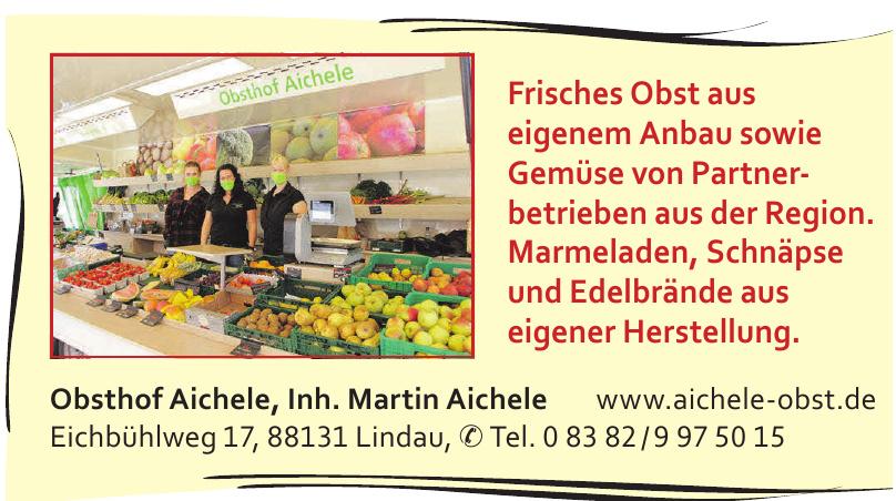 Obsthof Aichele, Inh. Martin Aichele