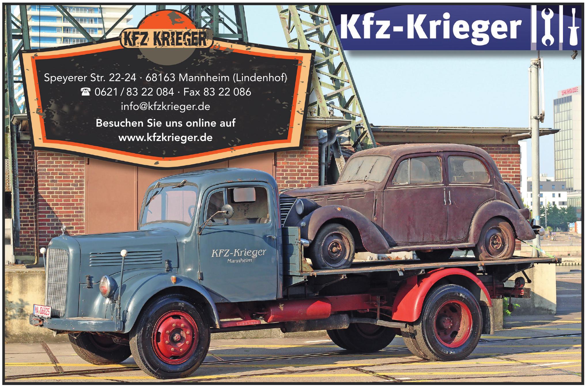 Kfz-Krieger