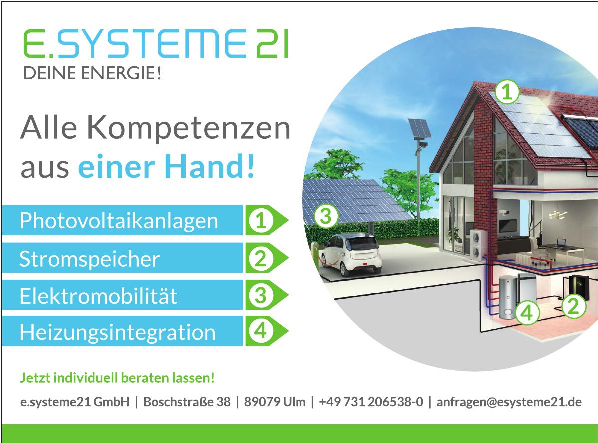 E.Systeme21 GmbH