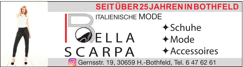 Bella Scarpa - Italienische Schuhmode