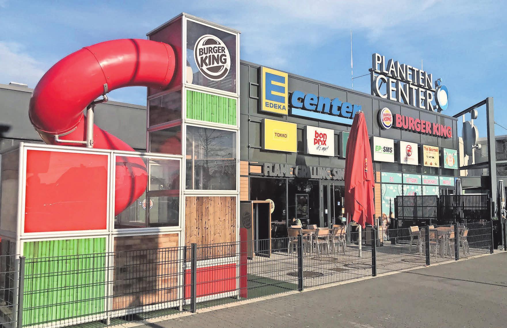 Garbsen und ein paar neue Regeln für das entspannte Einkaufsvergnügen in Garbsens Planetencenter.