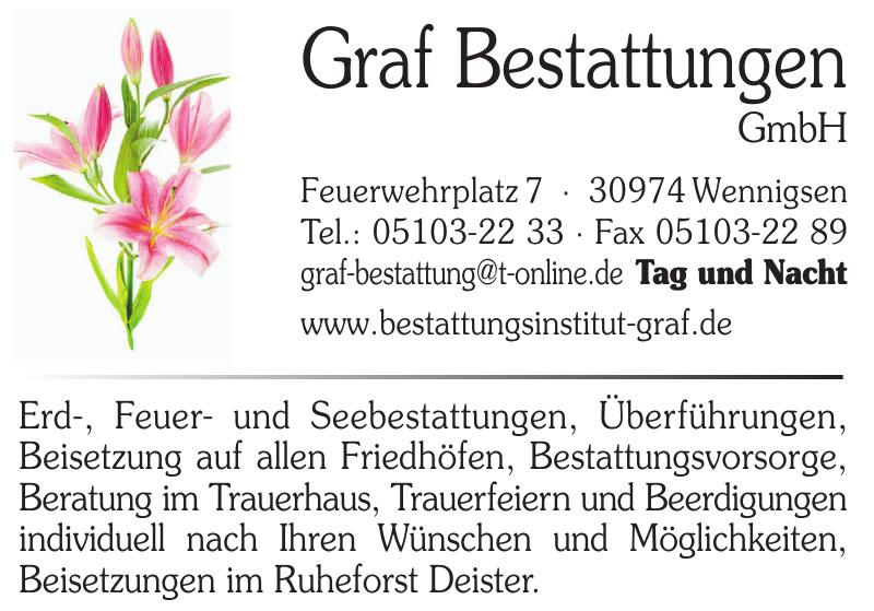 Graf Bestattungen GmbH
