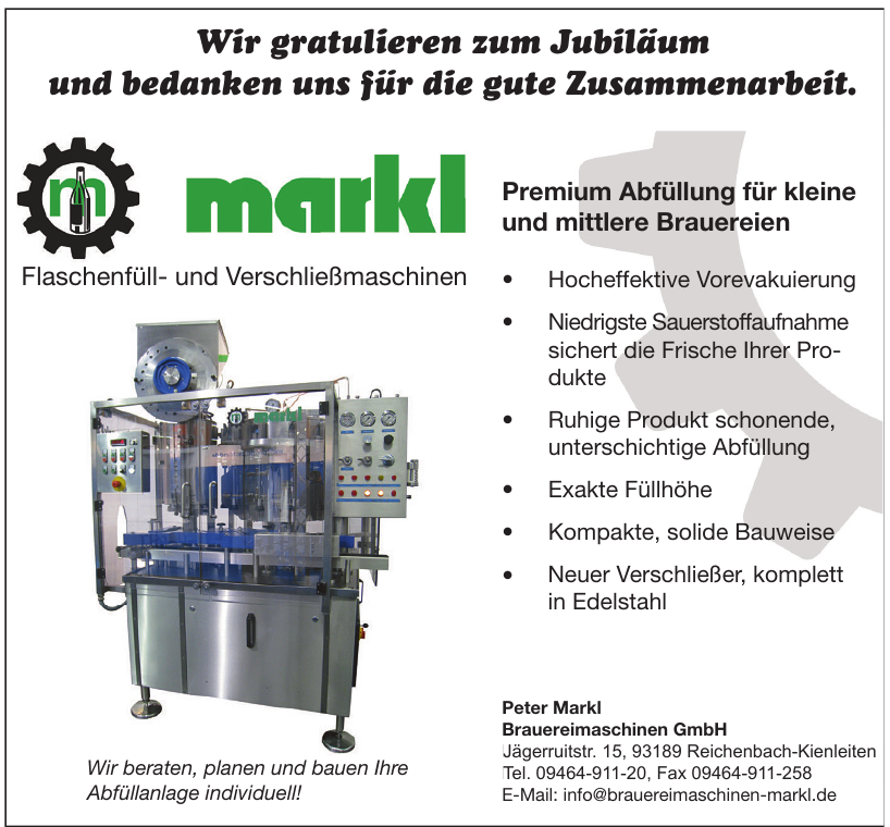 Peter Markl Brauereimaschinen GmbH