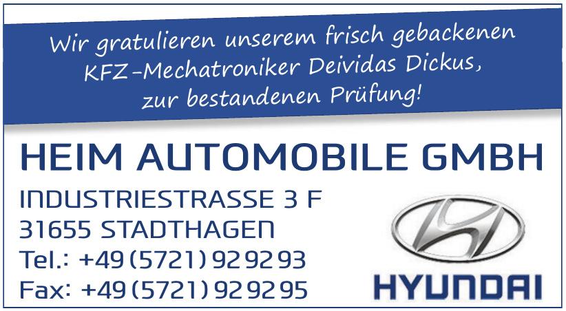 Heim Automobile GmbH