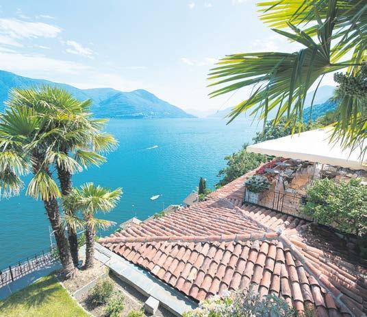 C Boutique-Hotel La Rocca, Ascona