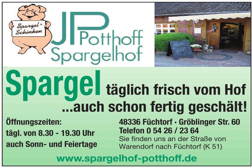 Potthoff Spargelhof