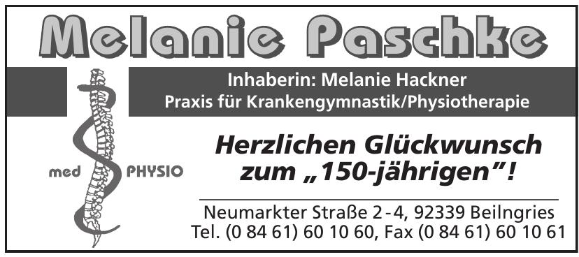 Melanie Paschke