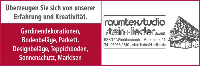 Raumtexstudio Stein + Lieder GmbH