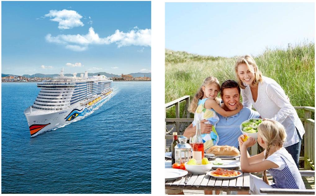 Die Angebotspalette der Heilbronner Reisespezialisten ist breit und beinhaltet unter anderem Kreuzfahrten und Familienurlaube. Foto: Reisebüro Böhm