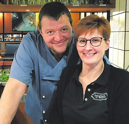 Rainer und Daniela Tkotz