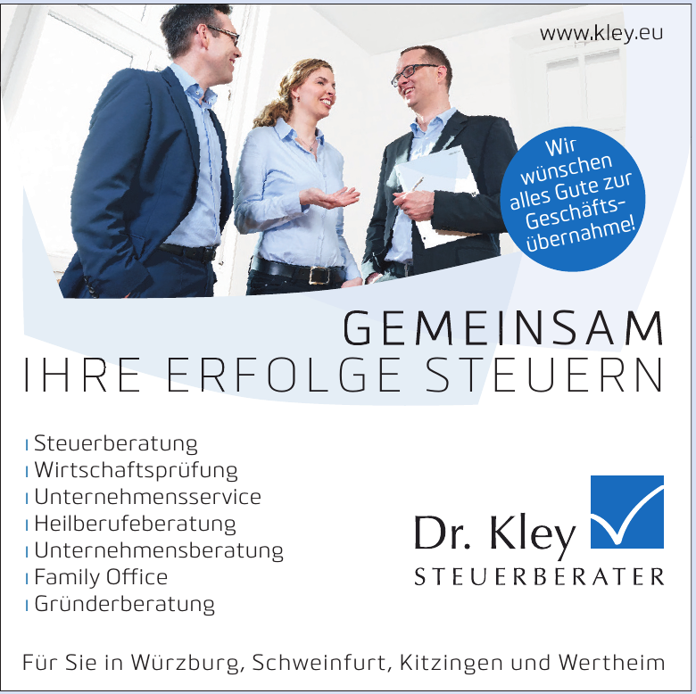 Dr. Kley Steuerberater