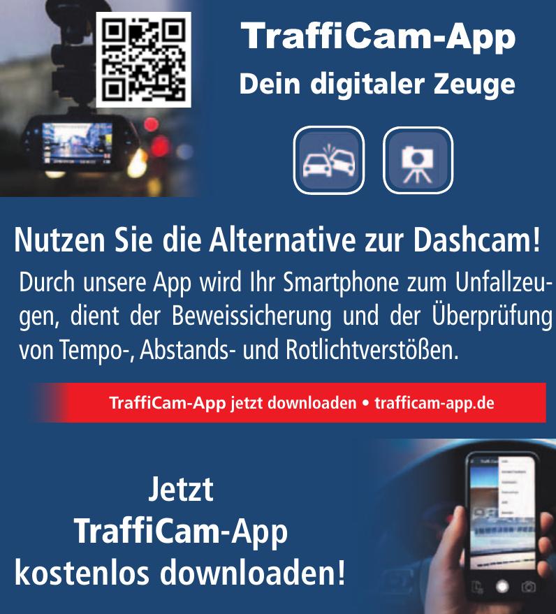 TraffiCam-App