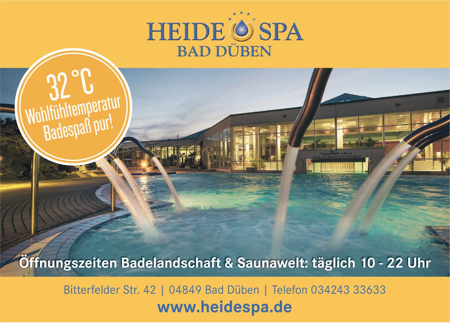 Heide Spa Bad Düben