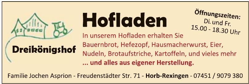 Hofladen Dreikönigshof