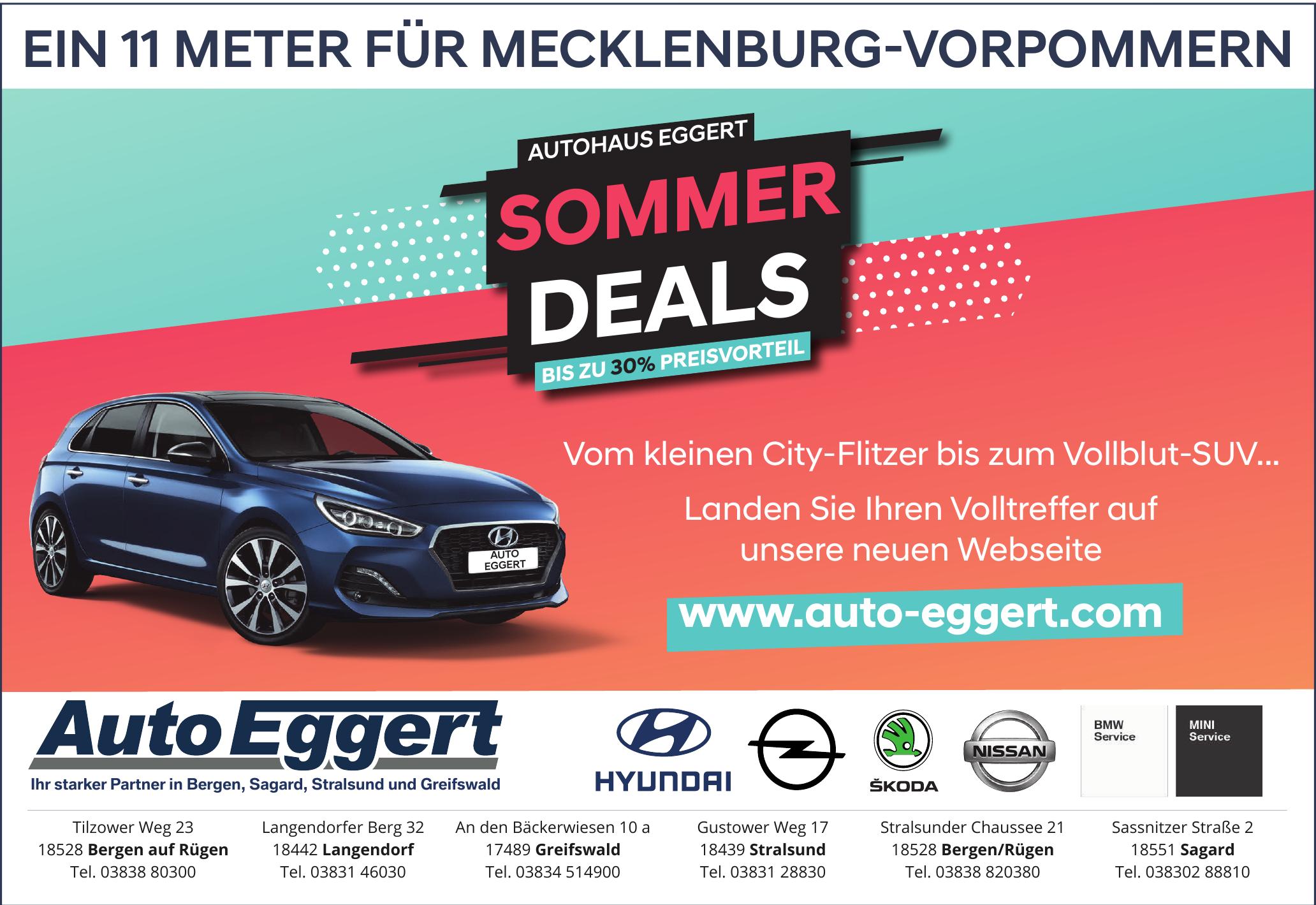 Auto Eggert GmbH