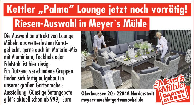Meyer's Mühle Gartenmöbel GmbH