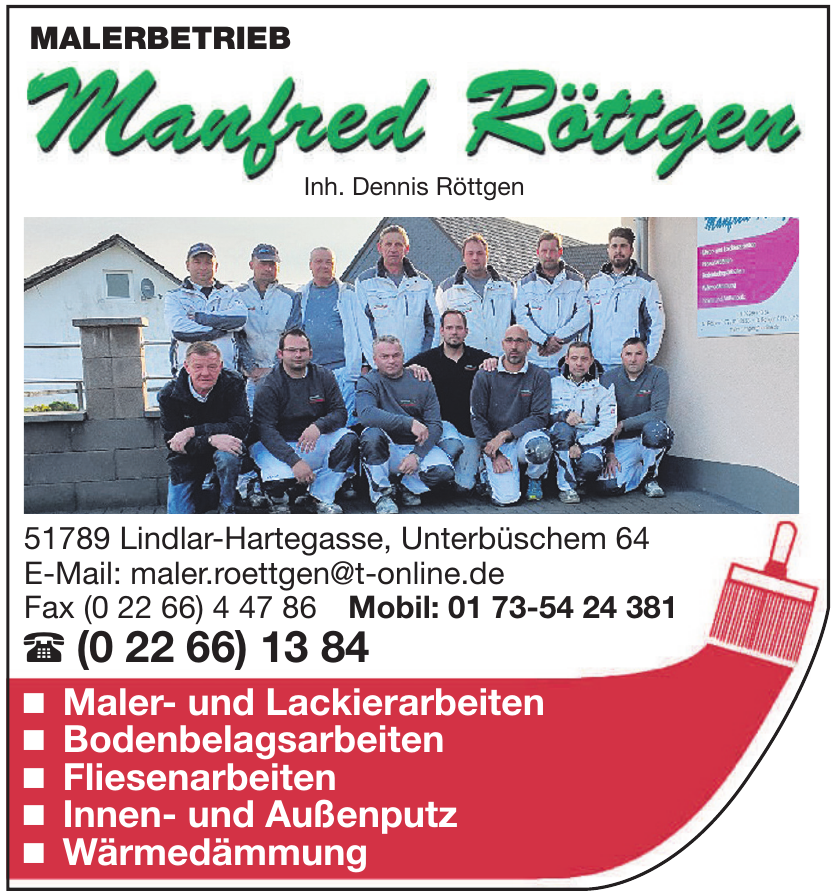 Manfred Röttgen
