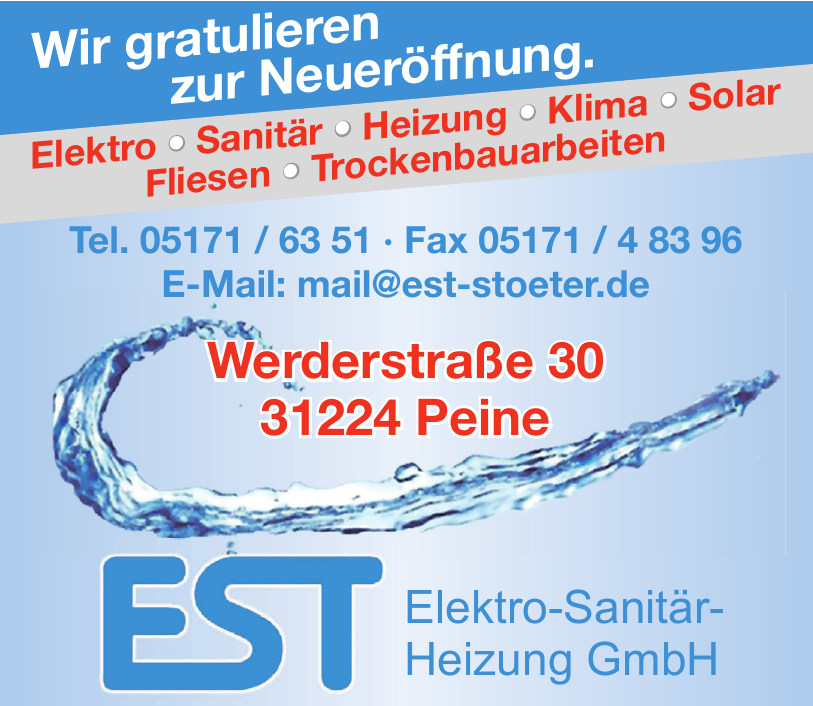 Elektro-Sanitär-Heizung GmbH