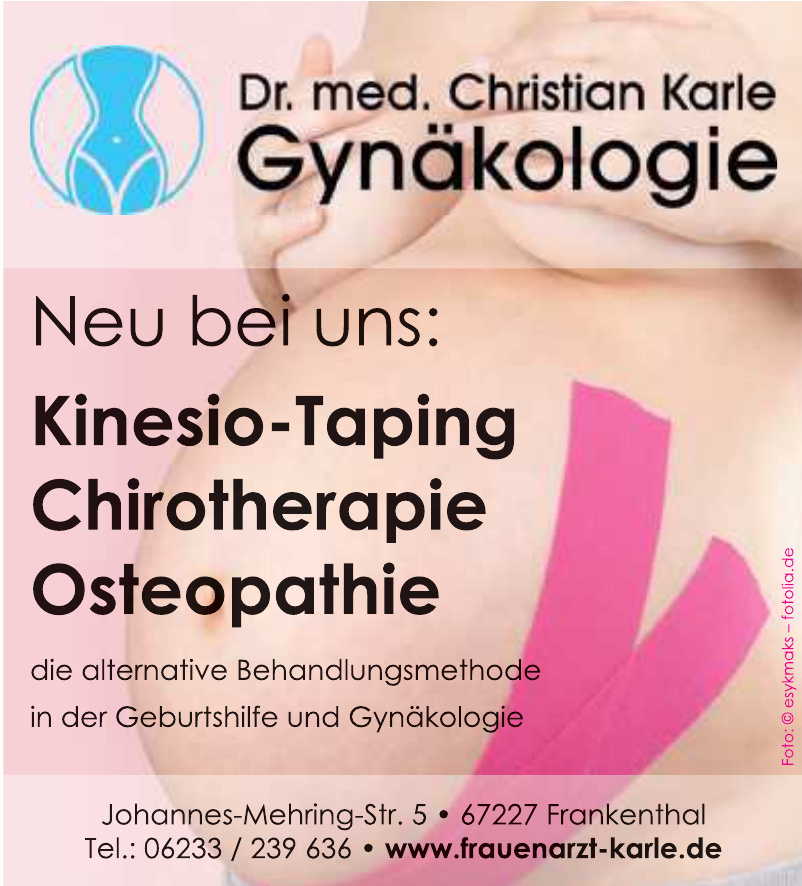 Dr. med. Christian Karle Gynäkologie