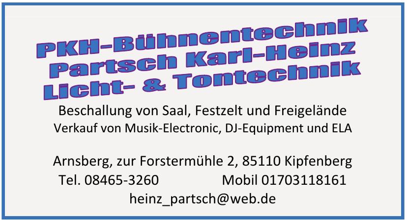 Heinz Partsch