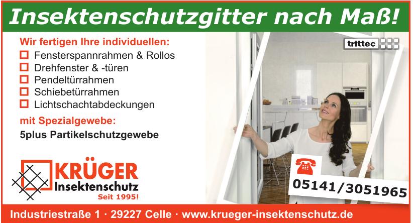 Krüger Insektenschutz
