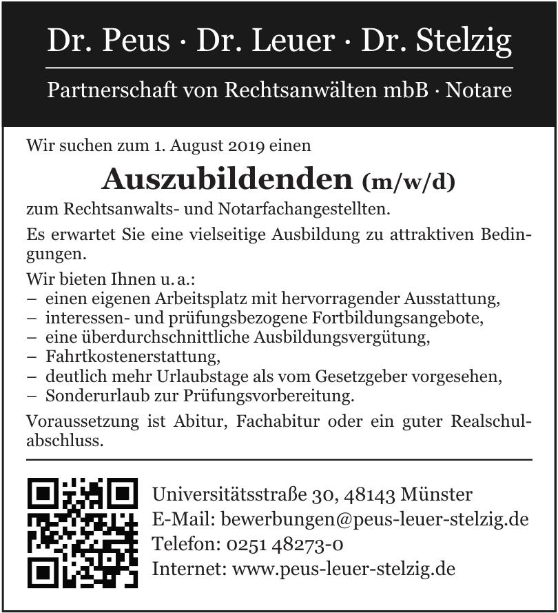 Dr. Peus · Dr. Leuer · Dr. Stelzig