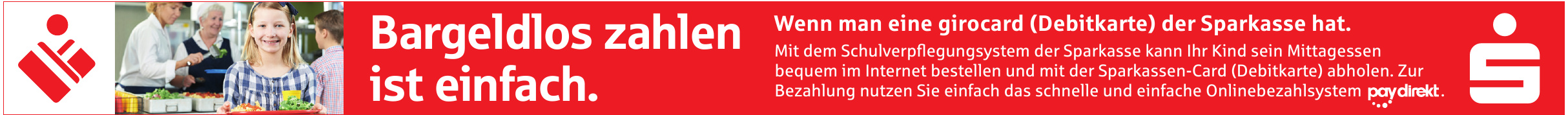 Sparkasse pay direct