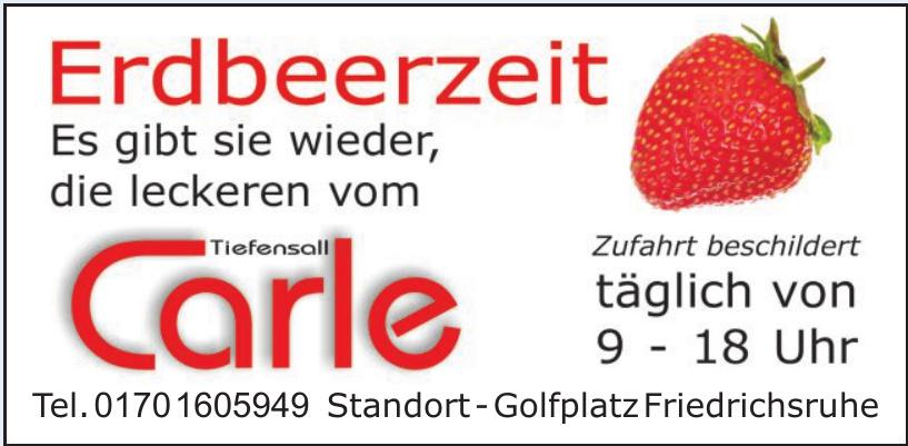 Carle Erdbeerzeit