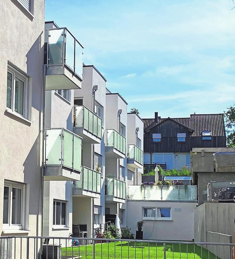 Fertiggestellt: In Bad Friedrichshall sind bezahlbare Wohnungen entstanden. Foto: Lehen-Quartier GmbH