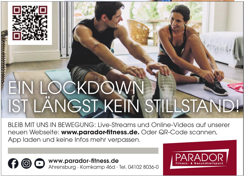 Parador Fitnes