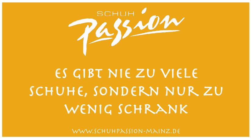 Schuh Passion