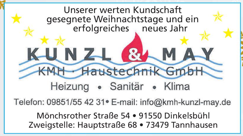 KMH Kunzl & May Haustechnik GmbH