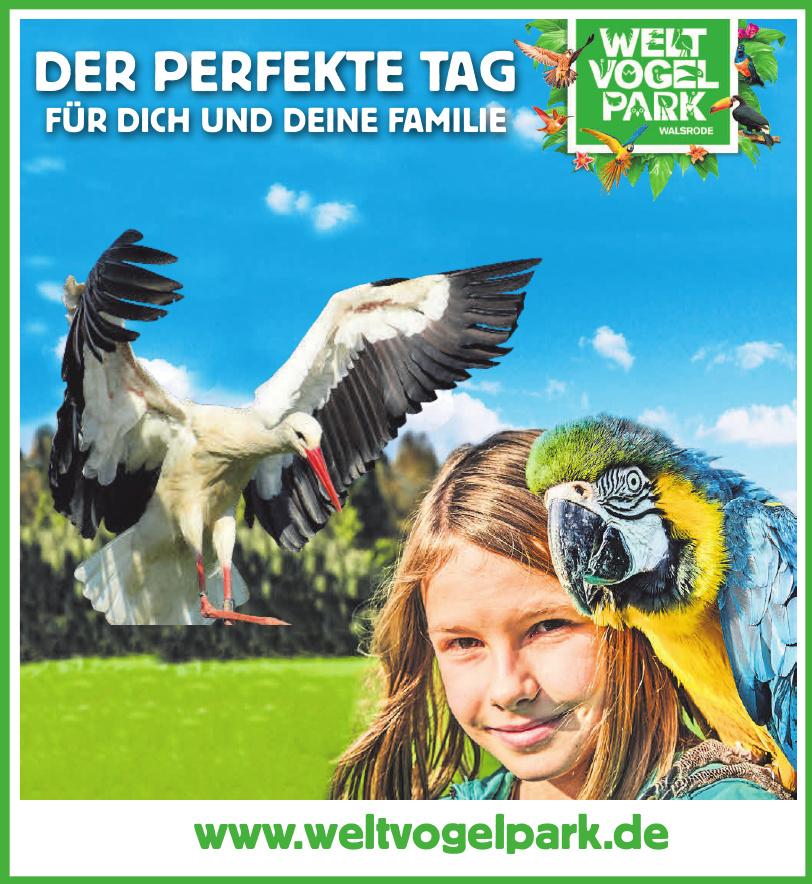 Weltvogelpark