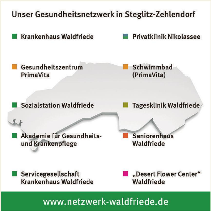 Krankenhaus Waldfriede
