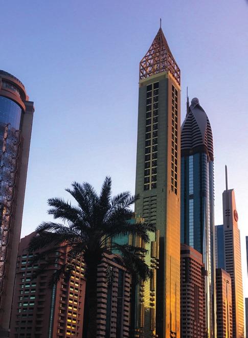 Neue Sterne an Dubais Hotelhimmel Image 4