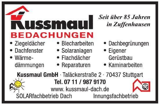 Kussmaul GmbH