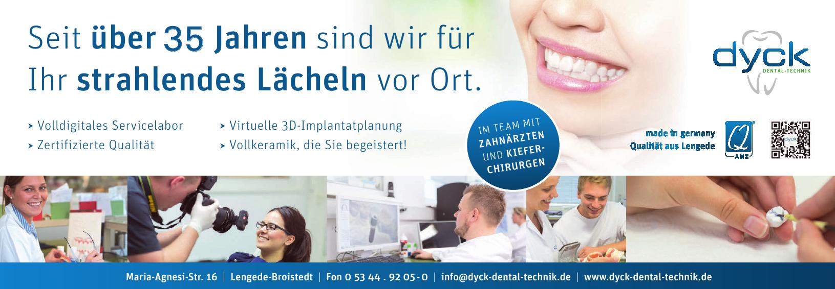 Dyck Dental-Technik