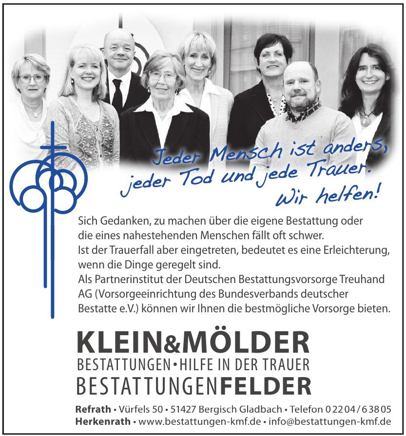 Klein & Mölder Bestattungen