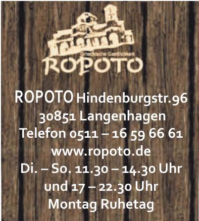Ropoto