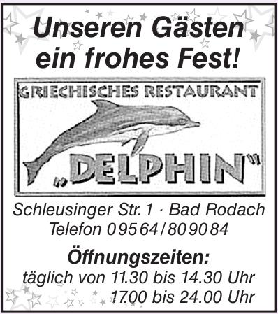 Griechisches Restaurant Delphin