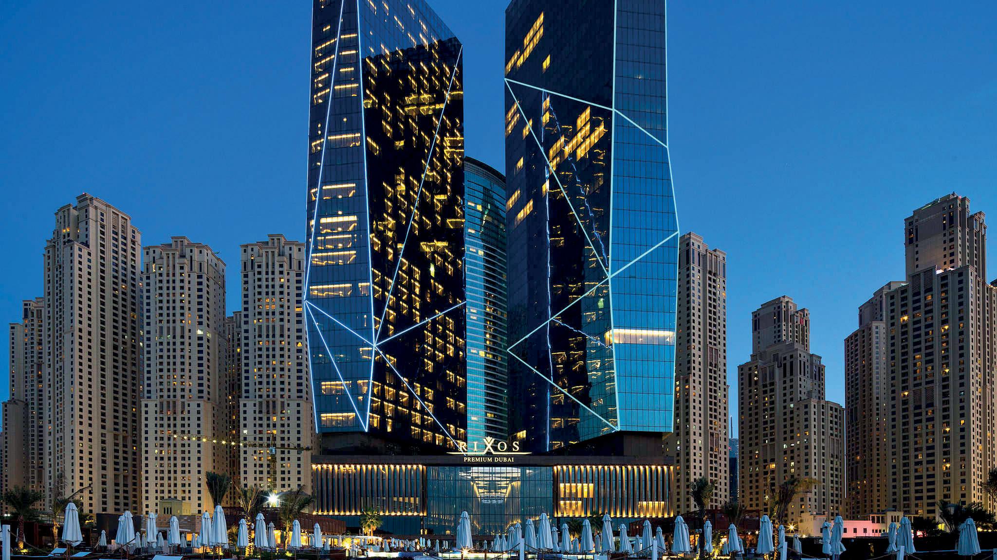 Neue Sterne an Dubais Hotelhimmel Image 1