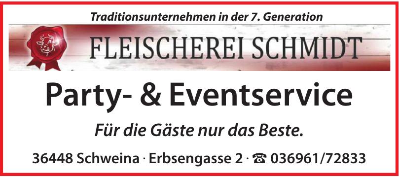 Fleischerei Schmidt