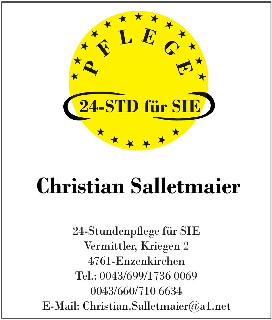 Christian Salletmaier